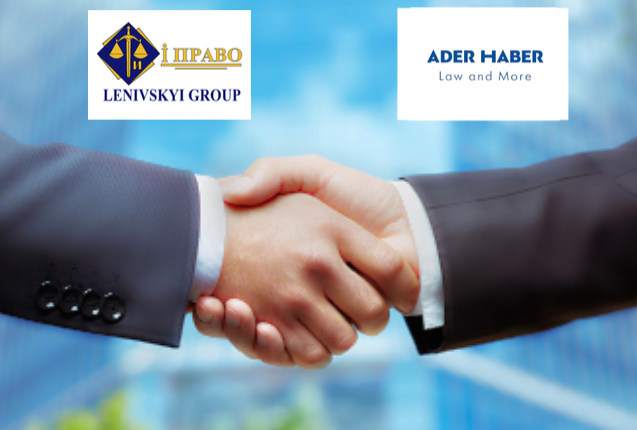 """Ty I Pravo"" Leninskyi Group and ""Ader Haber"" announced cooperation in order to develop business in Ukraine and for mutual growth"
